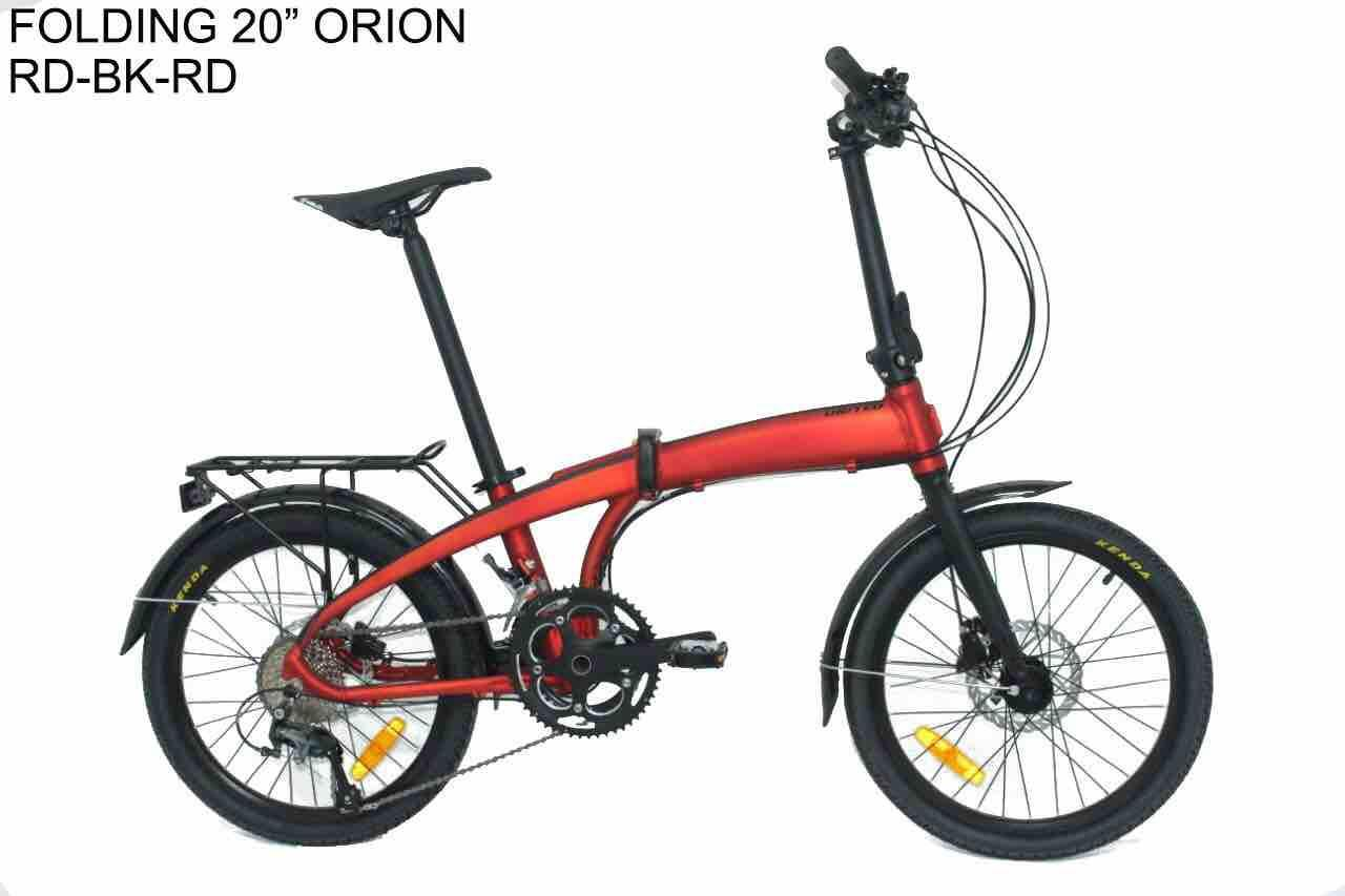 United Orion Sepeda lipat 20inch